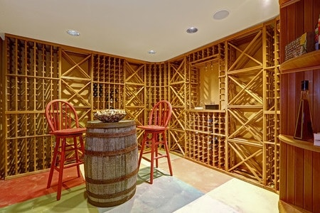 Wine Cellar Cooling Units