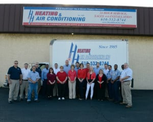 Heating & Air Conditioning Unit Company in Ardmore