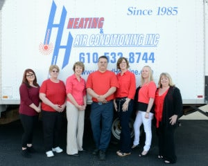 Heating & Air Conditioning Service Experts in Newtown Square