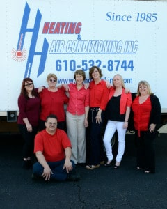 Air Conditioner & Heating Service and Repair Company in Chadds Ford