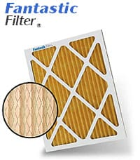 Fantastic Filter - Home Air FIlter by Nature's Home