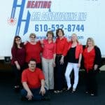Top Heating Company in PA- H&H