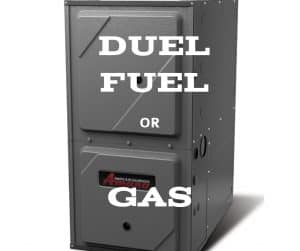 Is Dual Fuel better than Gas
