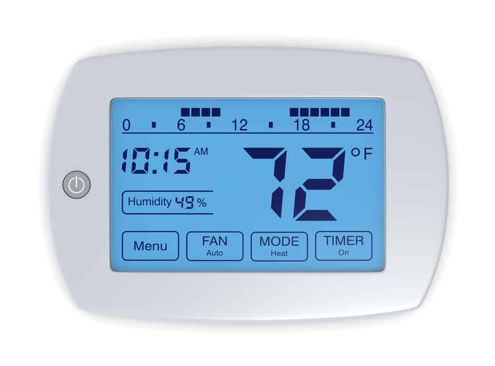 HVAC Issues? Resetting Your Digital Thermostat May Help