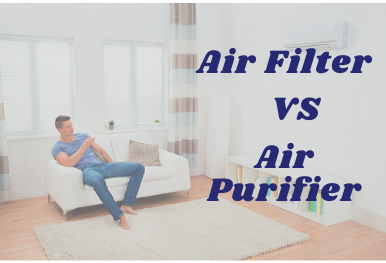 Air Filter Vs. Air Purifier - Do They Do the Same Thing?