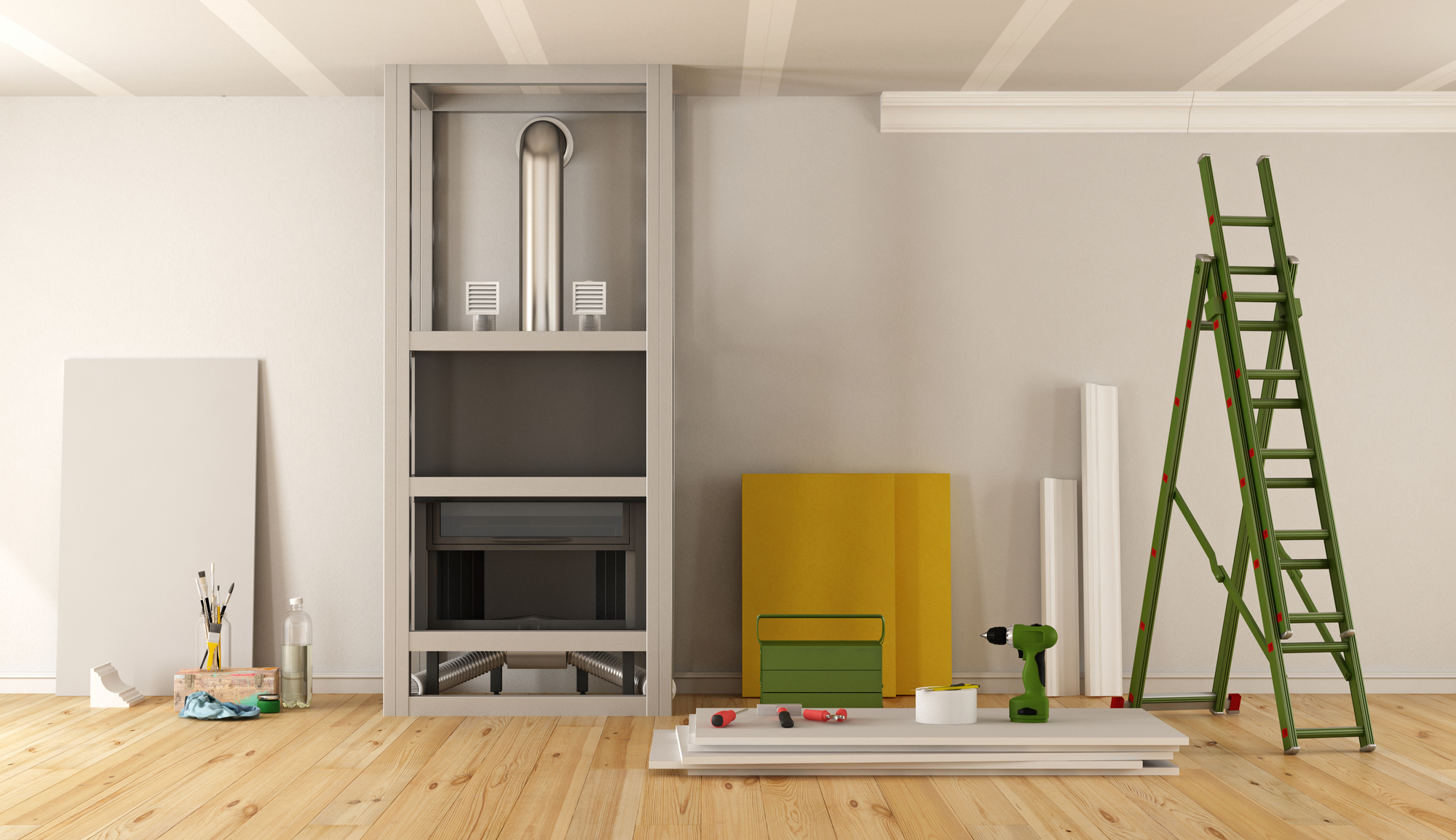 Here's How to Prepare your HVAC for a Home Renovation