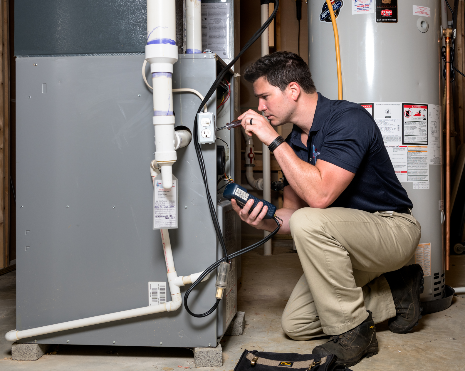 Furnace Repair, Service, Installation, Replacement