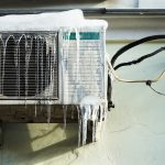 AC Unit Freezing up in Summer? Yes it happens.