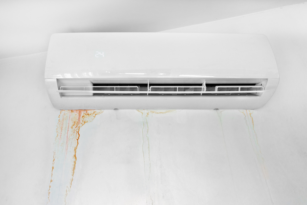 Is your AC Leaking Water?